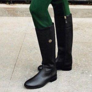 eab2b5d0871 Tory Burch Shoes - EUC Tory Burch Jolie Riding Boot w  extended shaft